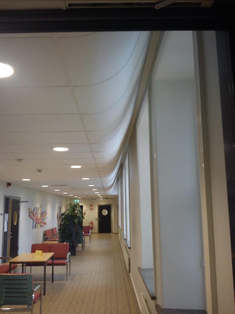 undertak korridor