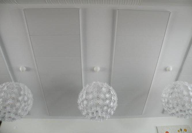 Plafond undertak